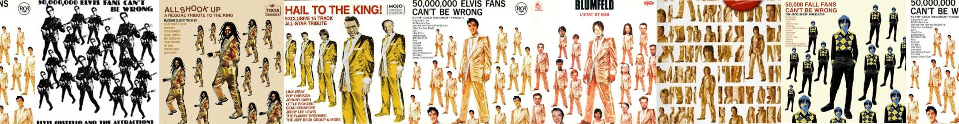 PAPPO: Rock and Roll y fiebre – ELVIS PRESLEY: Burning Love