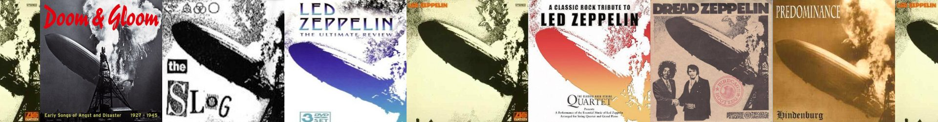 LED ZEPPELIN: Bring It on Home – SONNY BOY WILLIAMSON: Bring It on Home
